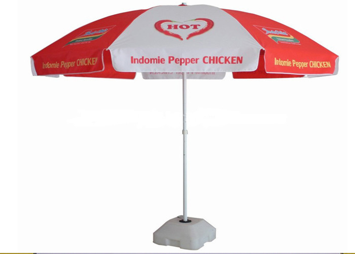 Charmant Pepper Promotion Sun Outdoor Garden Umbrella UV Protection With 210D Oxford  Fabric