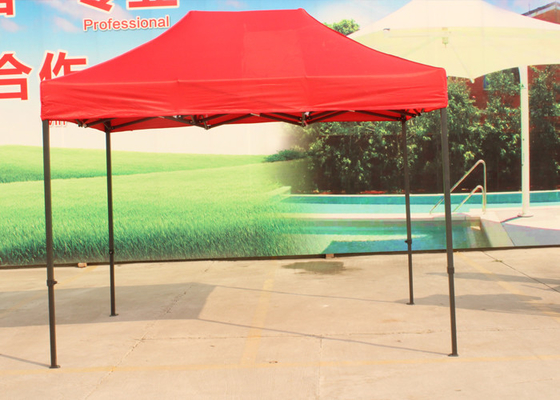 3m X 3m Garden Gazebo Canopy Tent Heavy Duty For Trade Show Advertising : umbrella canopy tent - memphite.com